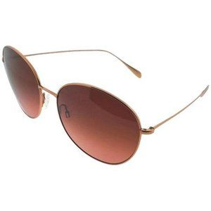 Oliver Peoples Sunglasses Brown Pink Polarized